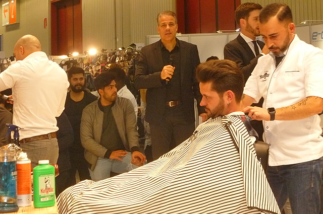Fachmesse HAARE 2016